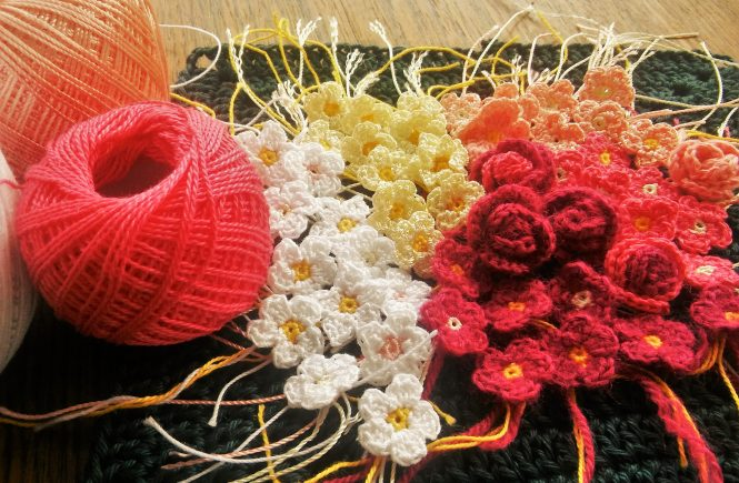 Crochet Flower Archives The Magic Loop