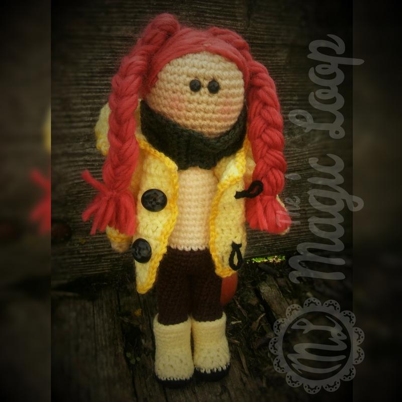 Baby Knitting Patterns Primrose Doll Amigurumi Free Crochet ... | 800x800